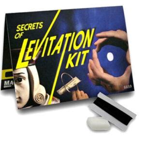 Brand New Magic Trick – Secrets of Levitation Kit by Magic Makers