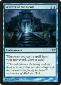 1x Secrets of the Dead – NM/LP – Dark Ascension – SPARROW MAGIC – mtg
