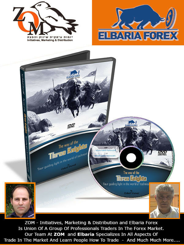 Trading Binary Options DVD -The Way Of The 3 Knights – By Oded Shoval