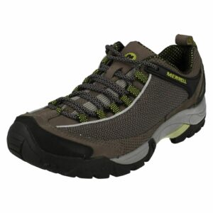 MENS MERRELL SCOUT J16229 LACE UP WALKING SHOES TREKKING CASUAL TRAINERS SIZE
