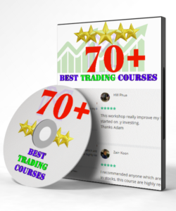 Top 70 Best Of The Best Trading Courses In Over The World (Stock,Forex,Binary)