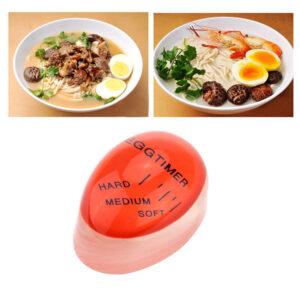 Egg timer indicator soft-boiled display egg cooked degree mini egg boiler ne BB