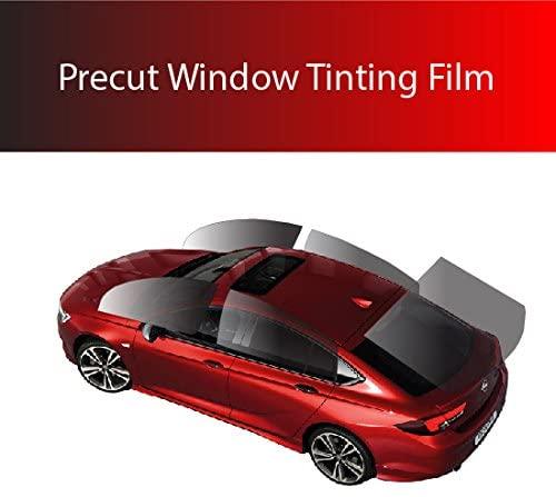 Autotech Park Precut Window Tinting Film for 2017-2020 Hyundai Elantra Sedan with 20% Light Transmittance, All Side Windows and Rear Windshield Tint Film