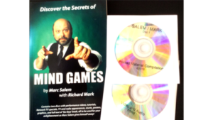 Discover the Secrets of MIND GAMES by Marc Salem with Richard Mark – Book