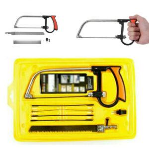 Mini Magic Saw Multi-function Home Hand Hacksaw Set For Homemade Wood Dy