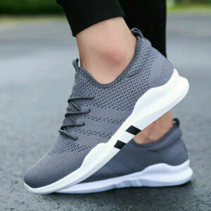 Men's Casual Running Breathable Shoes Sports Walking Athletic Sneakers NEW!