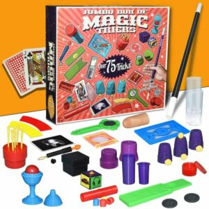 Magic Tricks For Kids Birthday Party Fun Toys For Girls Boys Indoor Outdoor Game