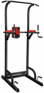 Magic Fit Power Tower Multi-Function Workout Dip Station for Home Gym…