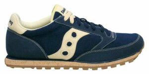 Hot sale!! Saucony Jazz Low Pro Vegan S2887-12 Navy Men's Running Shoes
