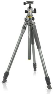 Vanguard Alta Pro 2+ 263AB 100 Aluminum Tripod with Alta BH-100 Ball Head and Multi-Angle Center Column for Sony, Nikon, Canon DSLR Cameras