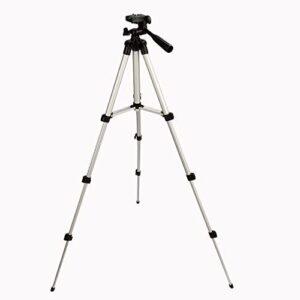 Camera Phone Tripod Stand Holder,Adjustable Rotatable Aluminum Tripods Universal Facetime, Video Calls, Teaching, Lightweight Aluminum,Professional Camera Tripod Stand Holder Mount