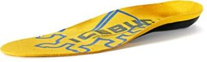 Icebug Slim Low Cushion Support Insole with Arch Flex Technology