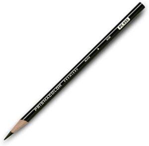 Prismacolor Premier Soft Core Colored Pencil, Black, 12-Count (3363)