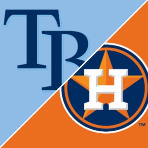 Follow live: Glasnow, Rays try to complete ALCS sweep of Astros