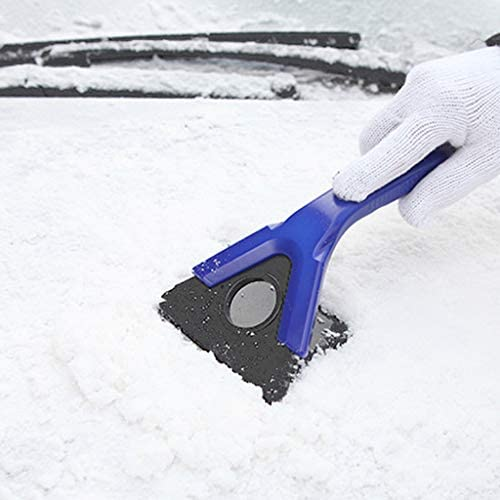 Hitrume Car Cleaning Tool Outdoor Snow Shovel ICE Scraper for Cars and Small Trucks