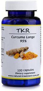 Hekma Center Turmeric Curcumin – Extract of Curuma Longa 500 MG – 100 Capsules