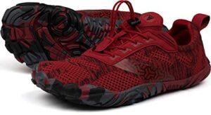 JOOMRA Women's Minimalist Trail Running Barefoot Shoes   Wide Toe Box