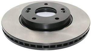 DuraGo BR901096-02 Front Vented Disc Brake Rotor