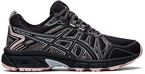 ASICS Women's Gel-Venture 7 (D) Running Shoes, Graphite Grey/Black, 8 Wide
