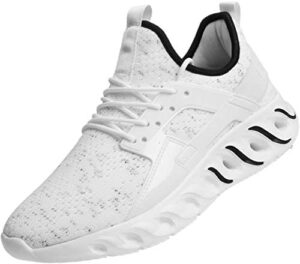 BRONAX Men's Lightweight Tennis Shoes for Casual Wear and Light Training