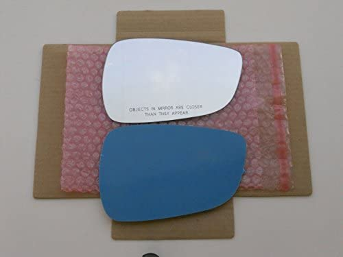 New Replacement Mirror Glass with FULL SIZE ADHESIVE for ELANTRA SEDAN – VELOSTER – ACCENT Passenger Side View Right RH