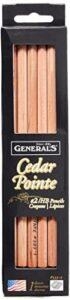GENERAL PENCIL Cedar Point Pencil No.1/Xtr Soft 12/Box (43296780)