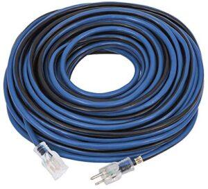 StarTech 849869 12 Gauge 100 Foot Contractor Grade Extension Cord-Single Tap