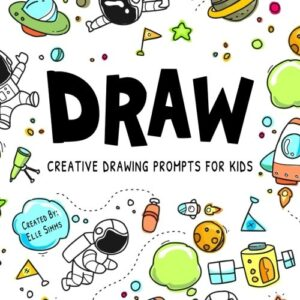 DRAW – Creative Drawing Prompts for Kids
