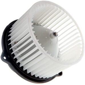 cciyu HVAC Heater Blower Motor with Wheel Fan Cage 615-58538 Air Conditioning AC Blower Motor fit for 2001 2002 2003 2004 2005 2006 Hyundai Elantra