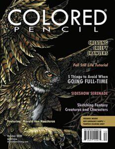 COLORED PENCIL Magazine – October 2020