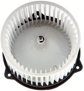 ECCPP HVAC Plastic Heater Blower Motor w/Fan Cage for 2001-2006 Hyundai Elantra
