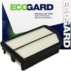 ECOGARD XA6118 Premium Engine Air Filter Fits Hyundai Tucson 2.4L 2010-2015, Tucson 2.0L 2011-2015 | Kia Sportage 2.4L 2011-2016, Rondo 2.0L 2014-2017