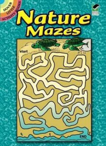 Nature Mazes (Dover Little Activity Books)