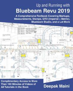 Up and Running with Bluebeam Revu 2019: For Revu Standard