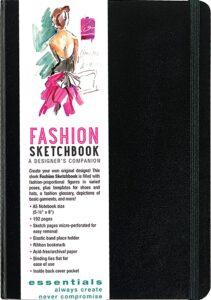 Essentials Fashion Sketchbook
