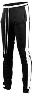 SCREENSHOT Screenshotbrand-P41705 Mens Hip Hop Streetwear Premium Slim Fit Track Pants -.
