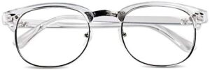 Womens Square Sunglasses Fashion Designer Non Prescription Eyeglasses