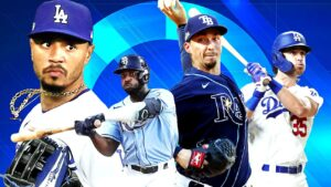 World Series 2020 – Ranking all 56 players in the Los Angeles Dodgers-Tampa Bay Rays Fall Classic