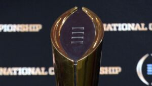 First College Football Playoff rankings pushed back week to Nov. 24