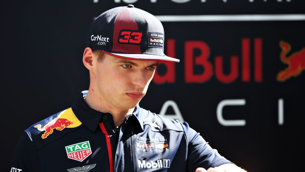 Mongolia accuses F1's Verstappen of 'racist and derogatory' remarks