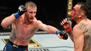 UFC 254 real or not — Justin Gaethje will take Khabib Nurmagomedov's title, then call out Conor McGregor