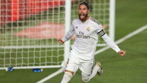 Paris Saint-Germain, Juventus monitoring Sergio Ramos' contract situation