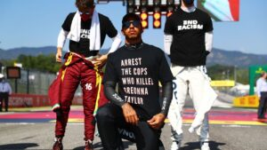 Lewis Hamilton named most influential Black person in UK