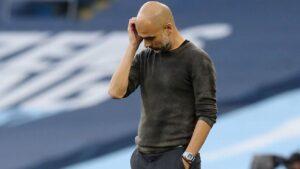 Guardiola on Man City's Champions League troubles: I'm responsible