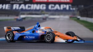 Scott Dixon, Honda look to wrap up IndyCar titles at Indianapolis Motor Speedway