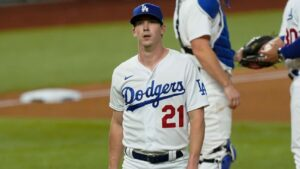 Walker Buehler's early exits trip up Dodgers' pitching plan for NLCS