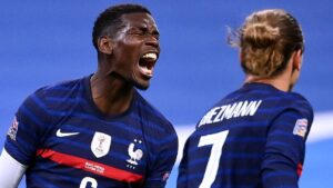 Paul Pogba and France both benefit from his return, and so will Manchester United