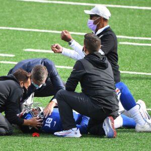 Joe Judge – Feedback on New York Giants WR C.J. Board 'positive' after scary hit