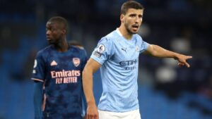 Ruben Dias could fix Man City's defensive woes despite being young for a central defender