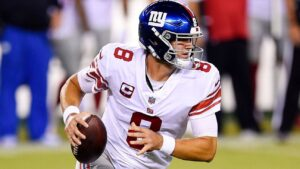 Daniel Jones drops 39-yard TD to Golden Tate to put Giants on scoreboard